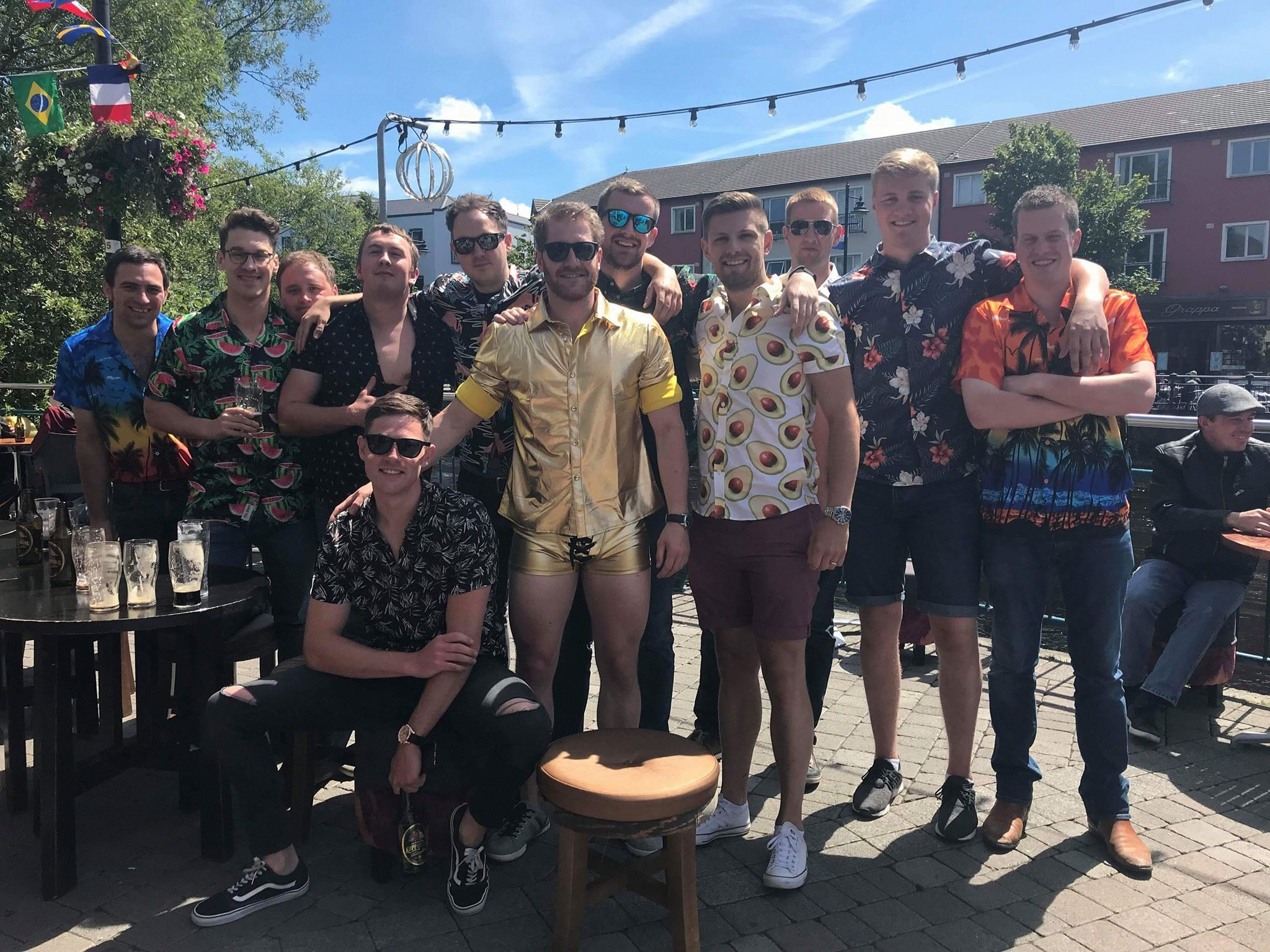 stag party sligo