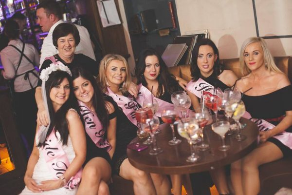 Hen Party at The Garavogue
