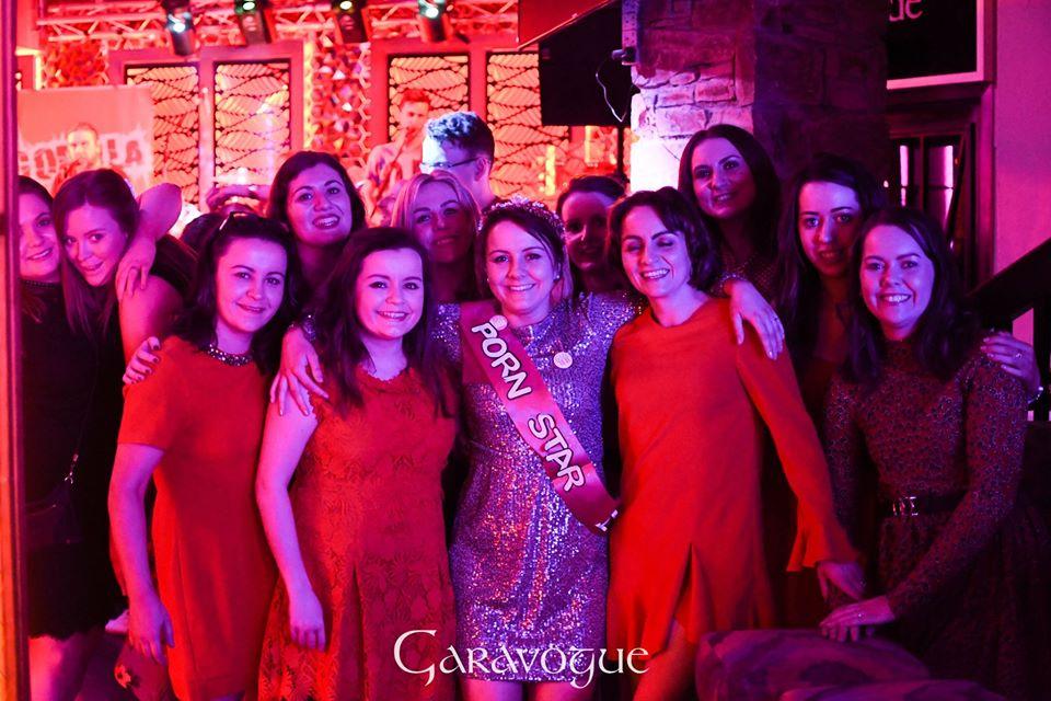 Hen Party Celebration in Sligo