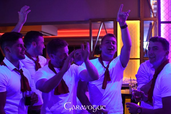 Stag Party In The Garavogue